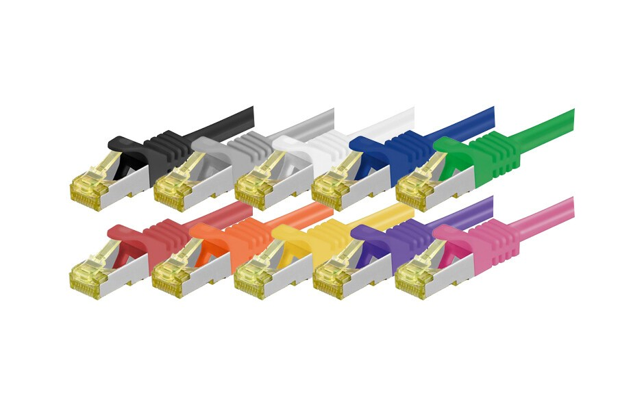 Cat7 SFTP patchkabels