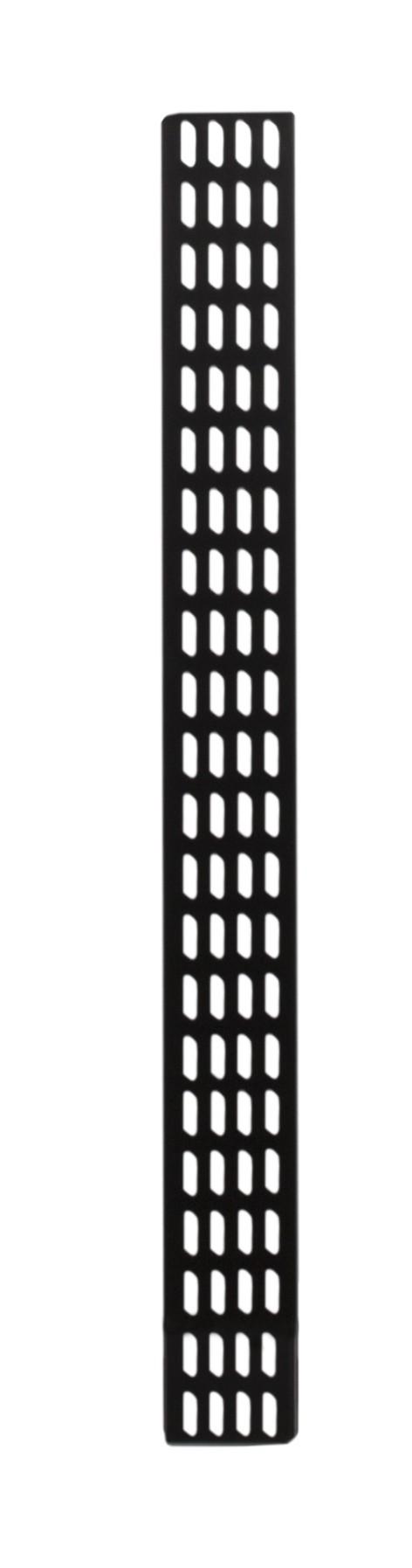 Afbeelding van 22U verticale kabelgoot - 30cm breed