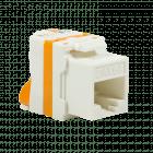 CAT6a UTP Keystone Connector - Toolless Twist