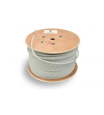 Belden 10GXE00 Cat6a FTP netwerk kabel stug 500m 100% koper