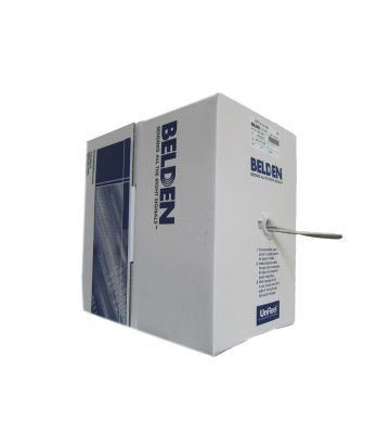 Belden 1583E Cat5e UTP netwerk kabel stug 305m 100% koper