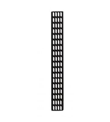 18U verticale kabelgoot - 30cm breed