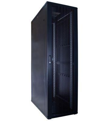 42U Patchkast met geperforeerde deur 600x1200x2000mm (BxDxH)