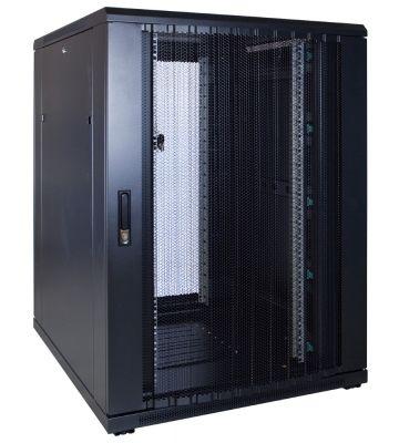22U Patchkast met geperforeerde deur 800x1000x1200mm (BxDxH)