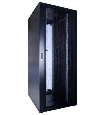 47U Patchkast met geperforeerde deur 600x1000x2200mm (BxDxH)