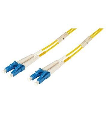 OS2 duplex glasvezel kabel LC-LC 25m