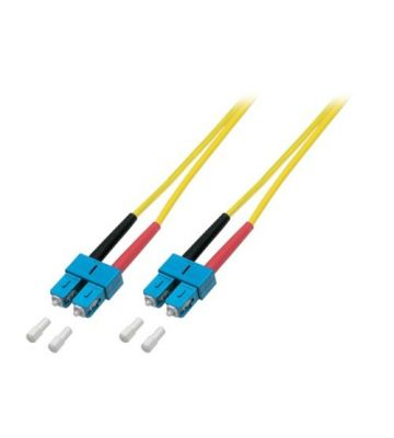 OS2 duplex glasvezel kabel SC-SC 10m