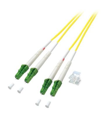 OS2 duplex glasvezel kabel LC/APC-LC/APC 15m