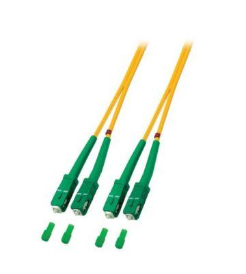 OS2 duplex glasvezel kabel SC/APC-SC/APC 10m