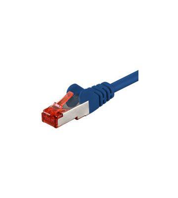 CAT6 SSTP/PIMF 25m blauw
