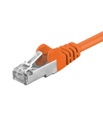 CAT5e FTP 20m oranje
