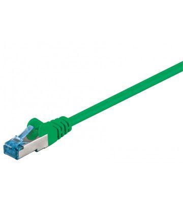 CAT6a S/FTP (PiMF) 15m groen