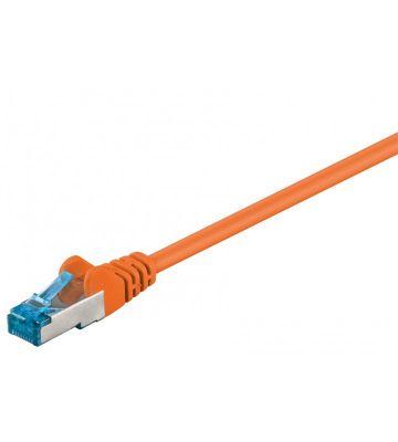CAT6a S/FTP (PIMF) 20m oranje