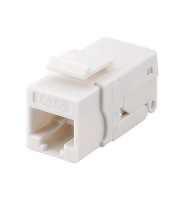 CAT6 UTP Keystone Connector - Toolless