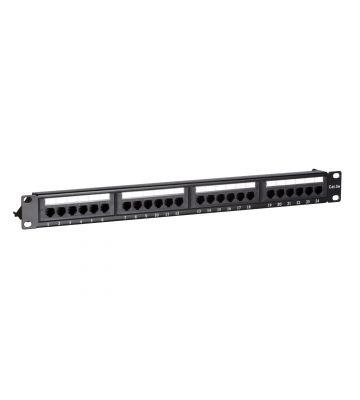Patchpaneel Cat5e UTP  24 ports