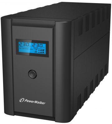PowerWalker Line-Interactive 2200VA-L UPS