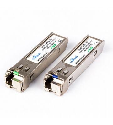 SFP (mini-GBIC) LC module singlemode TX1310/RX1490nm 20Km