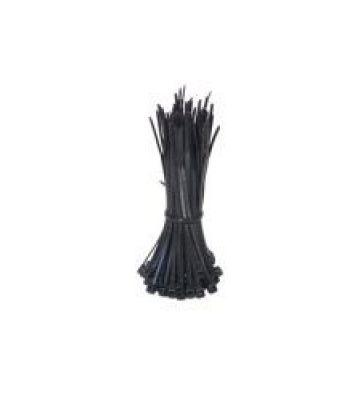 Kabelbinders 365mm zwart - 100 stuks
