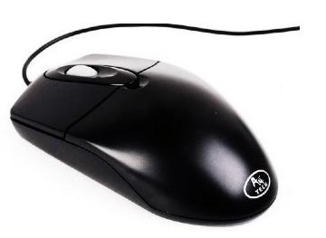 Afbeelding van Optische muis in een plat ontwerp